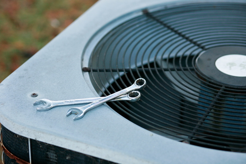 air-conditioner-in-need-of-service-or-repair